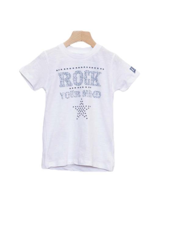 T-shirt da bambina Leone...