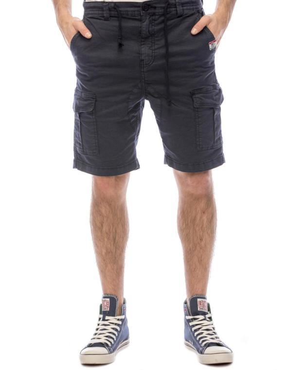 Pantaloncini cargo da uomo