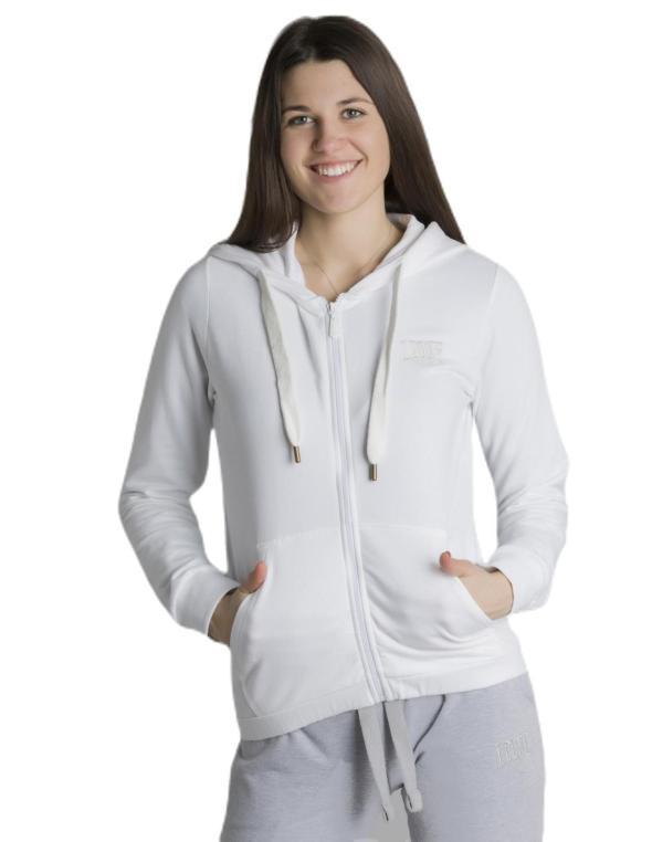 Woman hoody full zip Basic...
