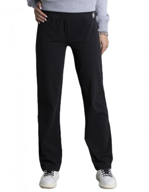 Pantaloni relaxed fit in...