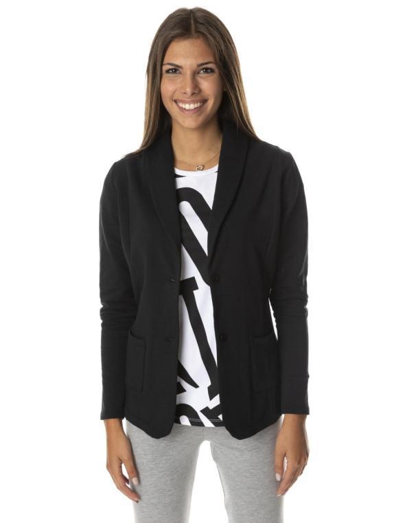 Woman fleece jackets Glossy