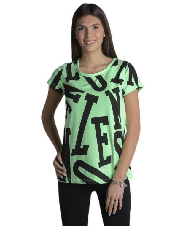 T-shirt pattern da donna a...