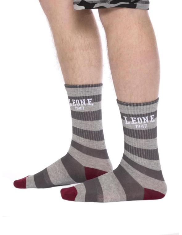 Calze Stripes single-pack...