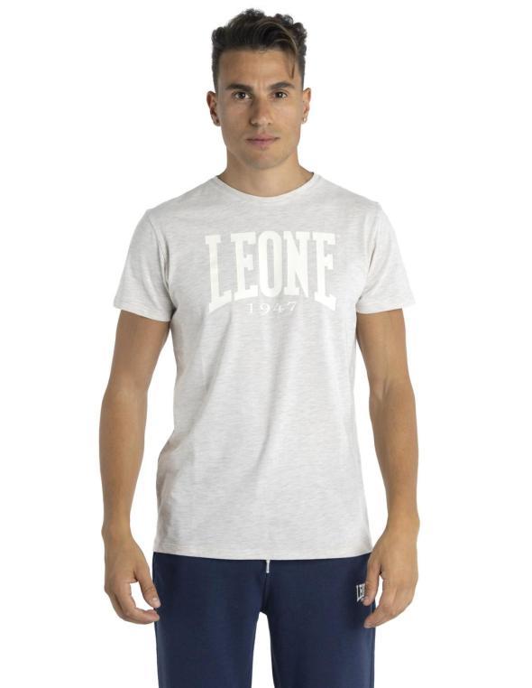 T-shirt logo a maniche...