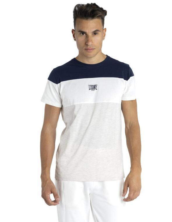 Man t-shirt short sleeves Fog