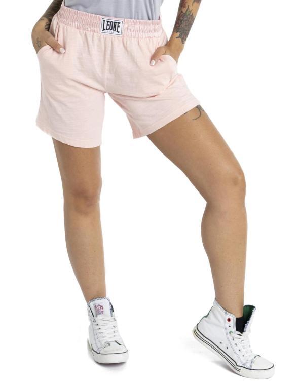 Pantaloncini slub da donna...