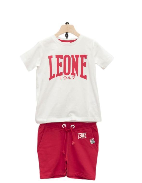LEONE BOY SET T-SHIRT AND...