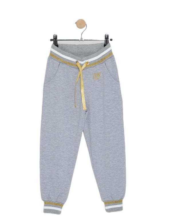Girl sweatpants Lurex