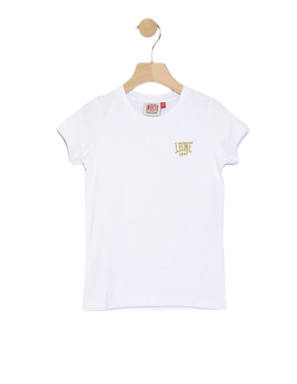 T-Shirt da bambina Lurex