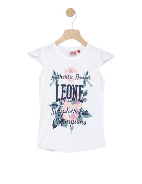 T-Shirt da bambina Peony