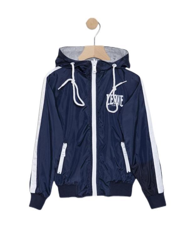 Boy reversible hoody jacket...