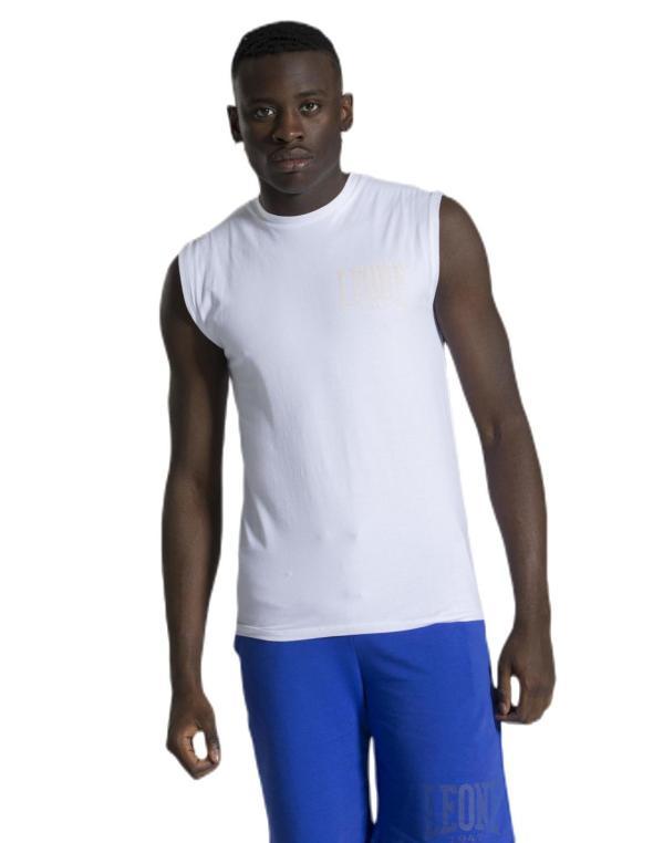 T-Shirt senza maniche...