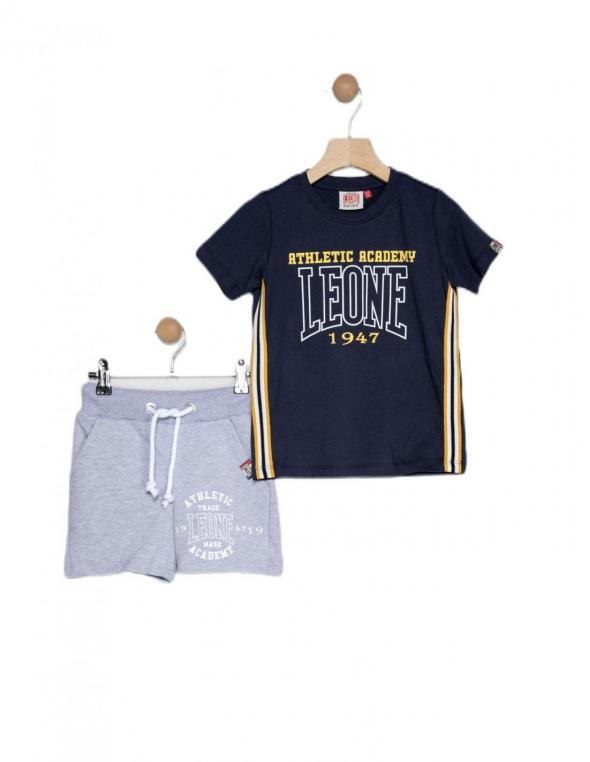 Boy T-shirt short sleeves +...