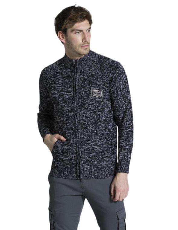 Maglione con zip da uomo Urban