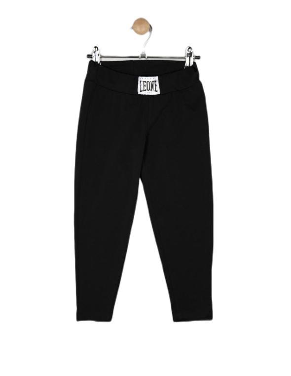 Girl leggings Fluo&Black