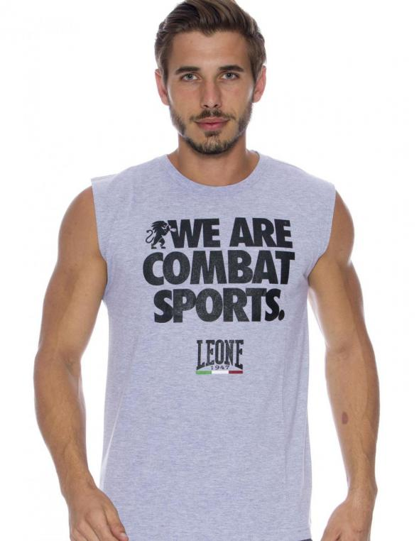Man sleeveless T-shirt WACS