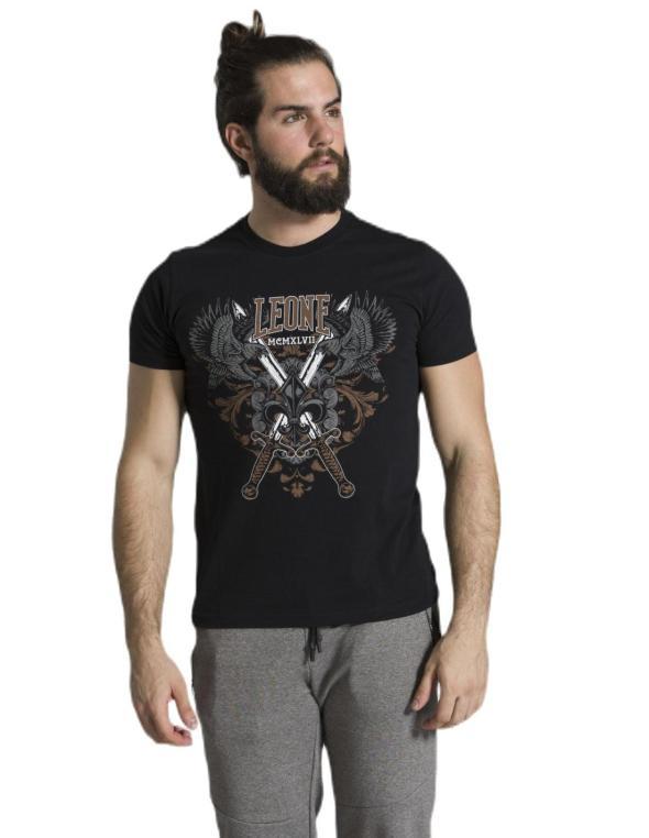 Man T-shirt short sleeve Urban