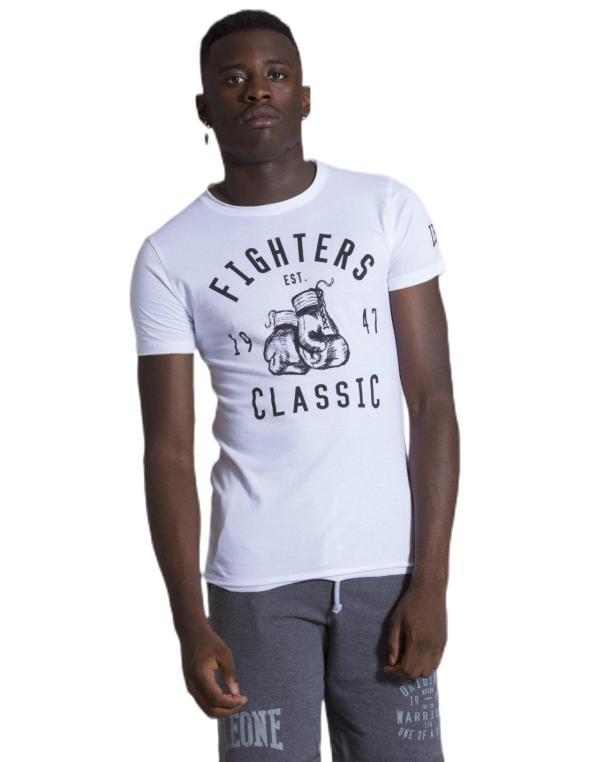 Man T-shirt short sleeves Raw