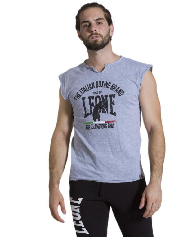 T-shirt smanicata da uomo...
