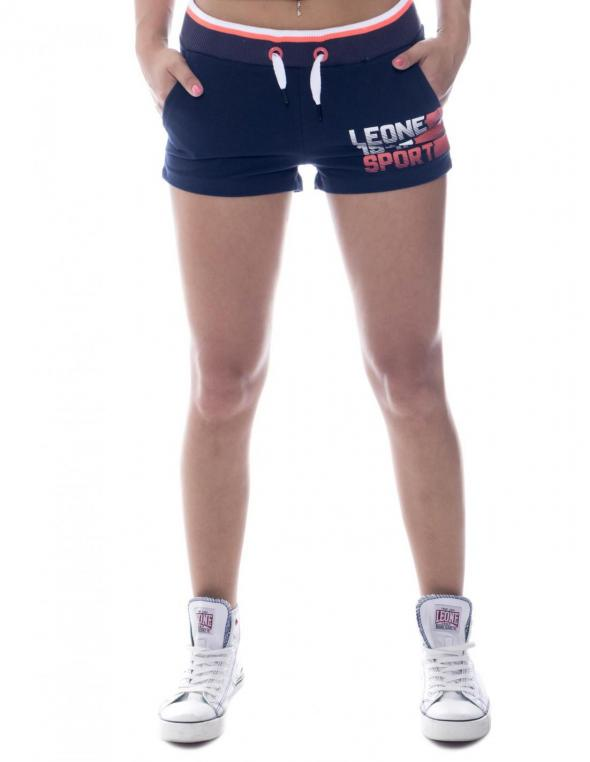 WOMAN FLEECE SHORT