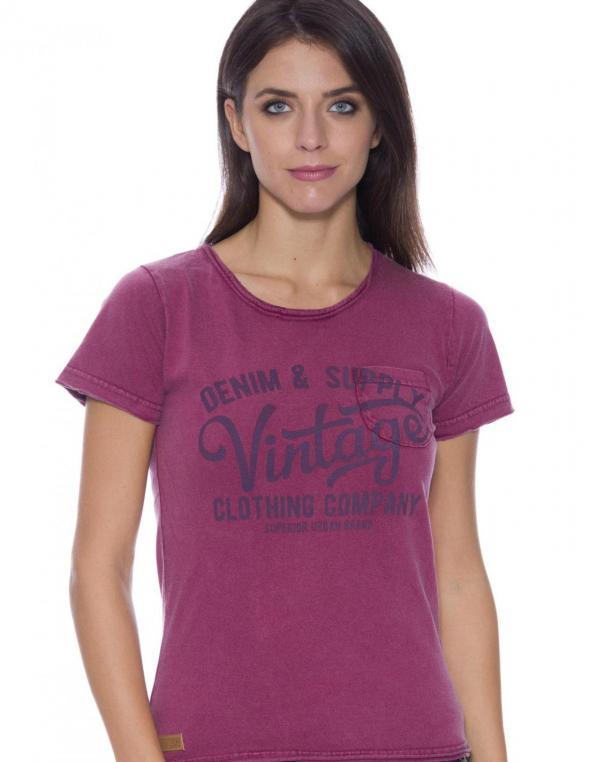 T-shirt da donna Leone 1947...