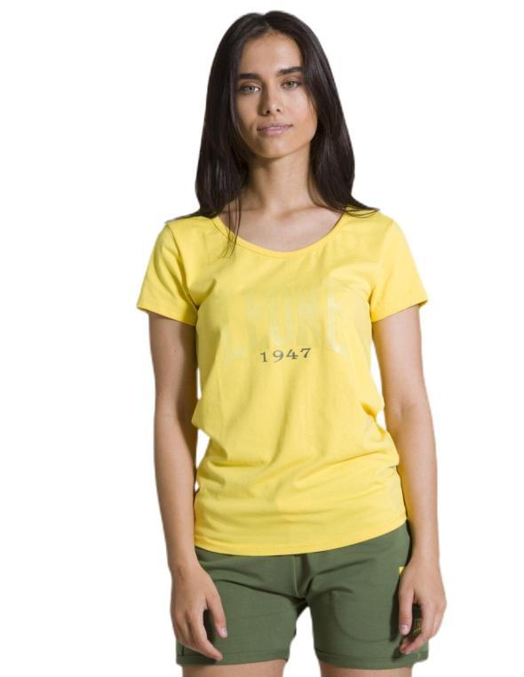 T-shirt da donna maniche...