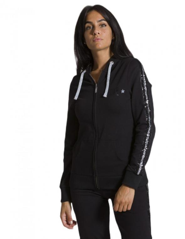 Woman hoody full zip...