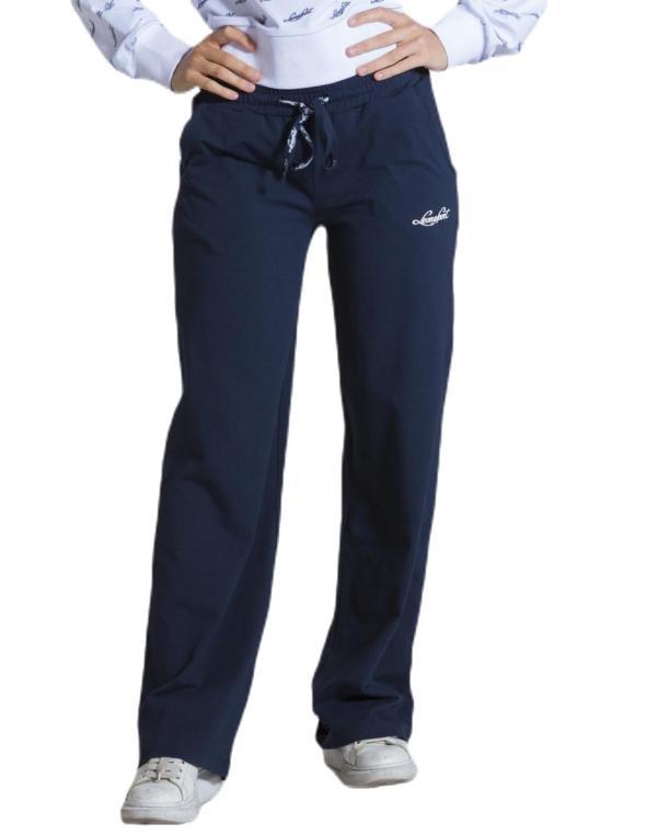 Pantaloni leisure in jersey...