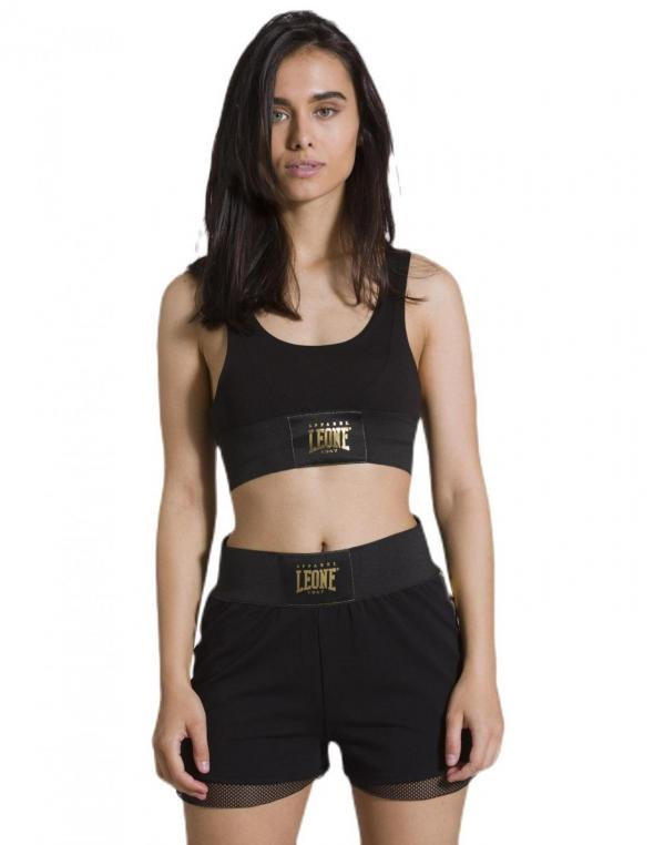 Woman top Gold