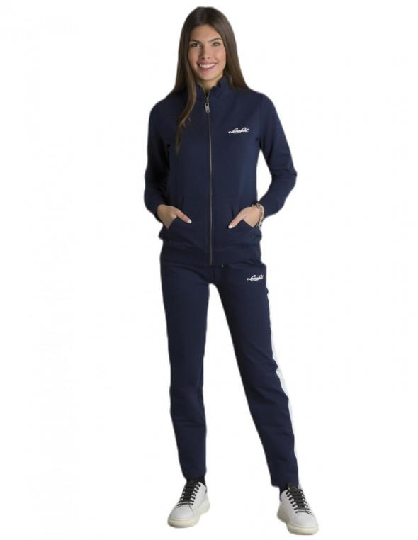 Woman truck zipped Jumpsuits