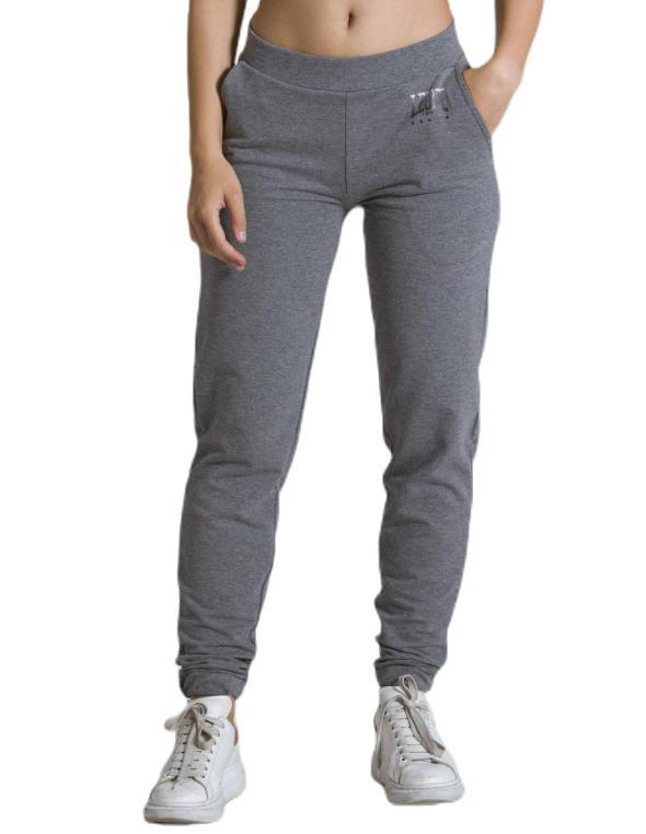 Woman sweatpants Grey Sand