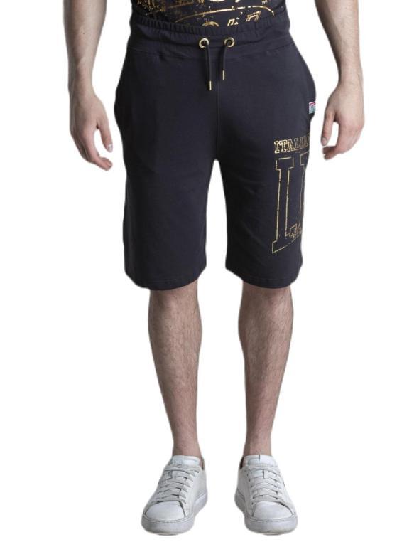 Pantaloncini da uomo Gold