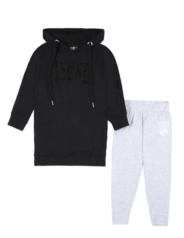 Girl hoody + leggings College