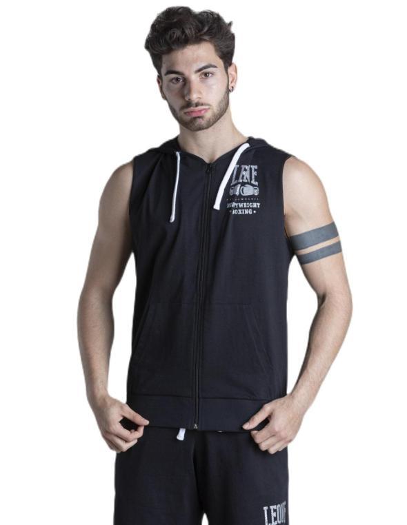 Man hoody sleveless Gym Gear