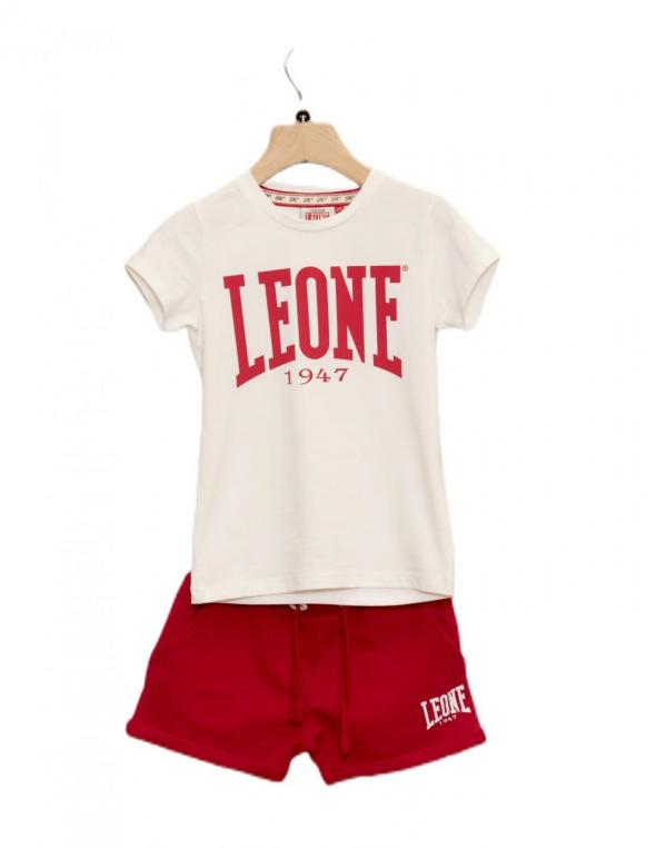 LEONE GIRL SET T-SHIRT AND...