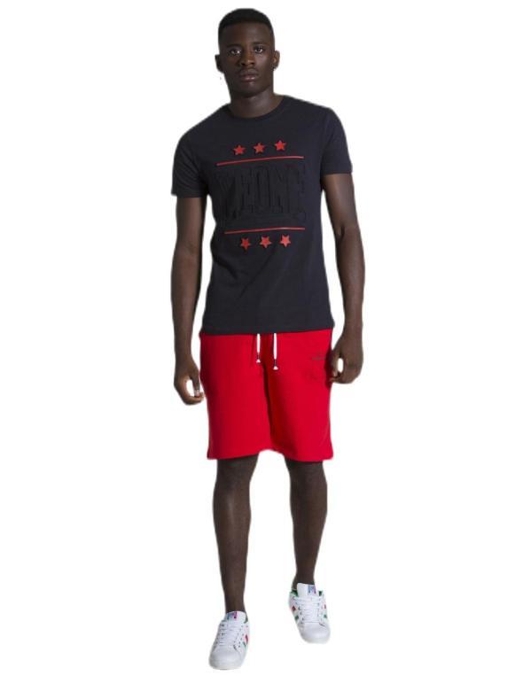 Man T-shirt short sleeves 3D
